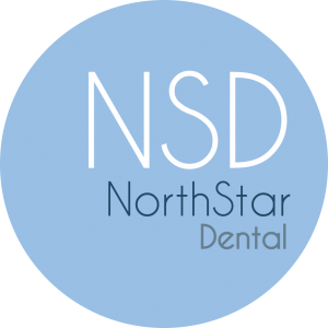 Image of NorthStar Dental's logo (North Lincoln Dental Clinic)part of Nebraska Family Dentistry in Lincoln, NE.