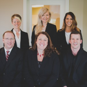 A few dentists from the Nebraska Family Dentistry team in Lincoln, NE