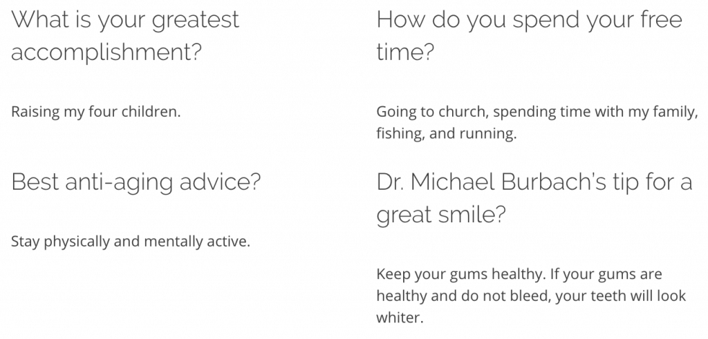 Q and A's from gentle dental care in Lincoln NE