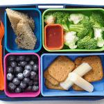 Healthy School Lunch Low sugar content by pediatric dentist Lincoln NE