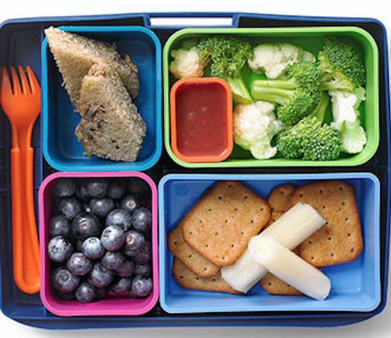 Healthy School Lunches Make The Most Of Lunch Nfd