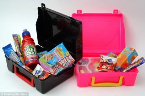 Not so Healthy school lunches by pediatric dentist Lincoln NE