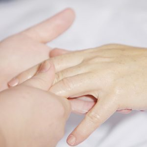 catering to hands with rheumatoid arthritis