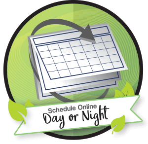 schedule online day or night at Nebraska Family Dentistry in Lincoln, NE