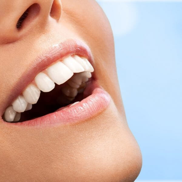 beautiful smile from patient Lincoln,NE dentist