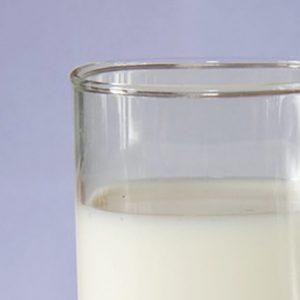glass of milk: a common hidden sugar source
