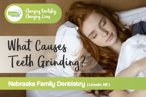 what causes teeth grinding banner