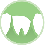 teeth fixing icon from Lincoln Dentist in Lincoln, NE