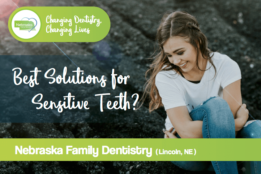 best solutions for sensitive teeth banner