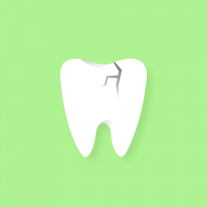 cracked tooth cause for sensitive teeth