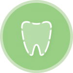 missing tooth icon