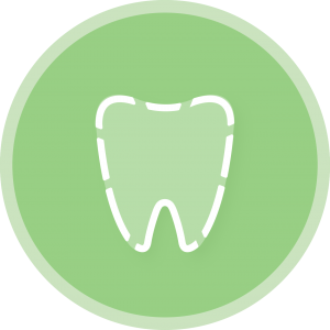 missing tooth illustration about dental care for geriatric patients in Lincoln, NE