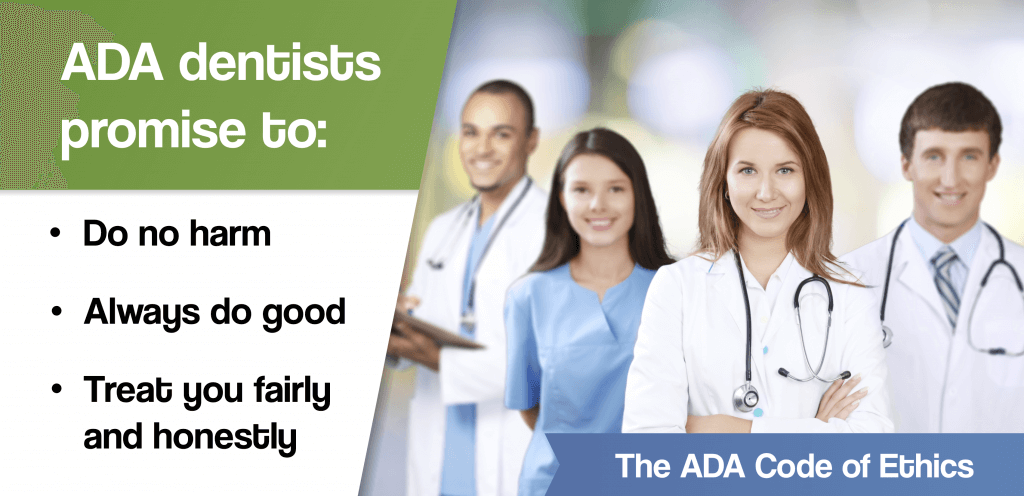 ADA code of ethics