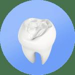 white filling for biological dentist