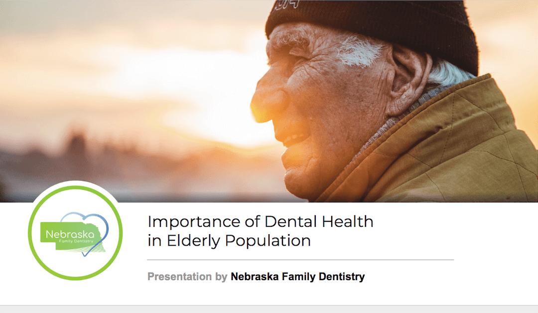Presentation in Elderly people