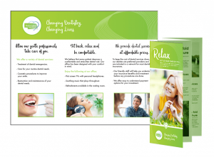 Relax: let us take care of you digital brochure