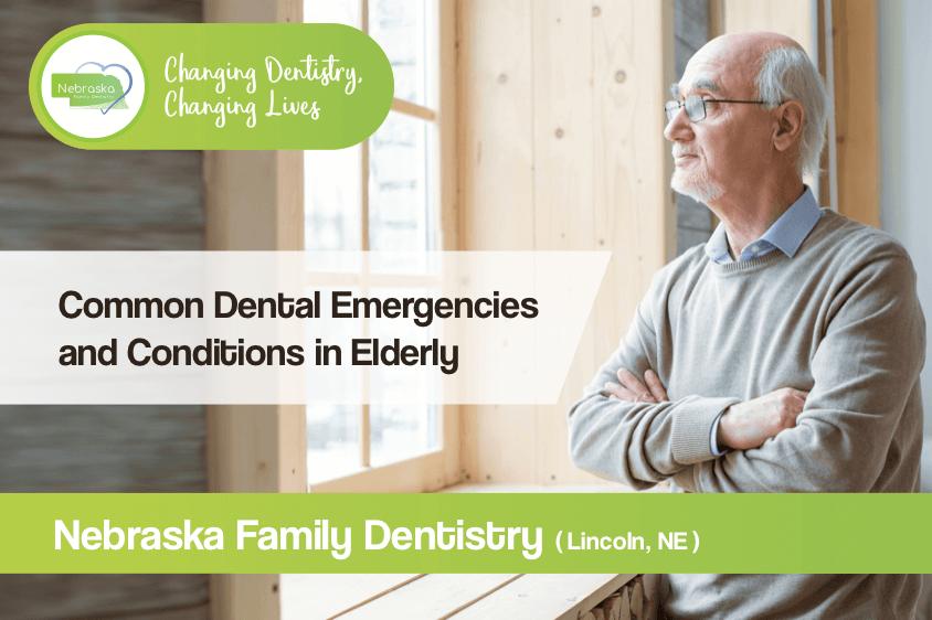 Dental Emergencies for Seniors