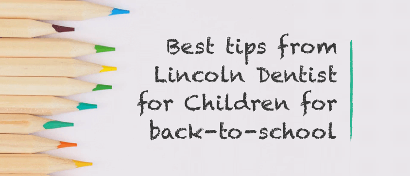 back to school checklist Lincoln NE