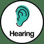 hearing image