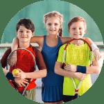 kids doing sports