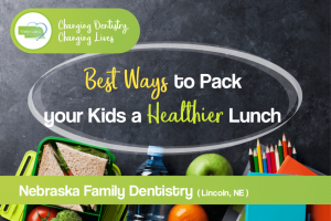 best ways to pack your kids a healthier lunch