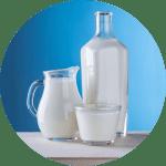 milk being a Healthy School Lunch source of calcium