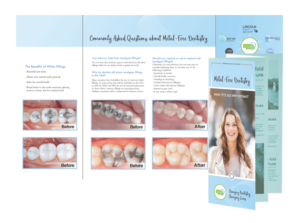 brochure nebraska family dentistry example
