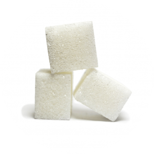 Image of sugar cubes.