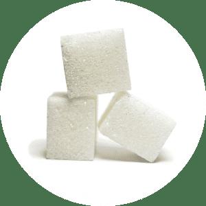Image of sugar cubes.