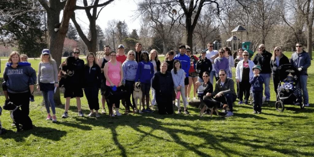 Wellness walk in April lincoln, ne for Wellness program in dentistry