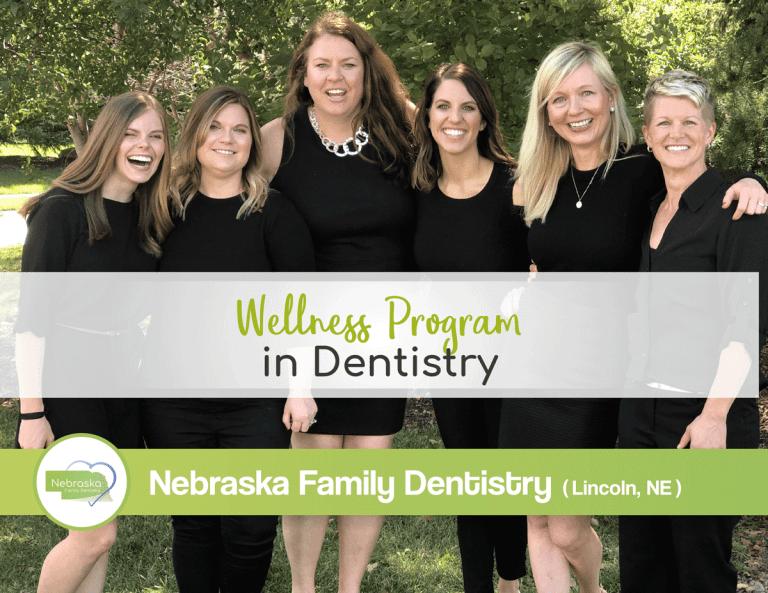 wellness program in dentistry nfd team x