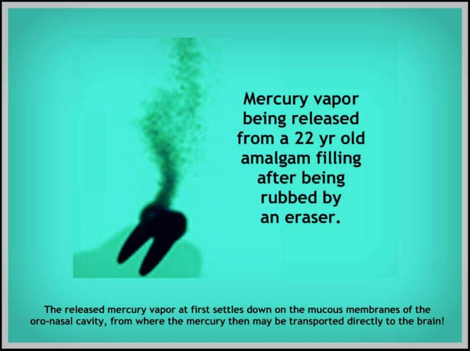 mercury fact poster
