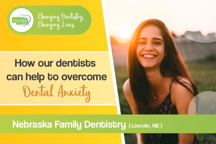 How our dentists can help to overcome dental anxiety for dentist for dental anxiety