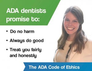 ada code of ethics Dr. Kittell