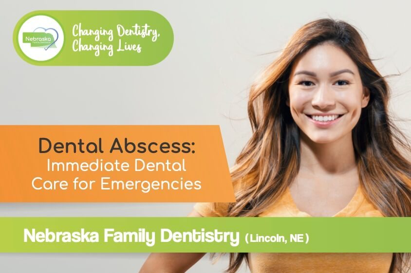 dental abscess immediate dental care for emergencies post