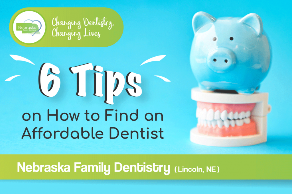 6 tips on how to find an affordable dentist cover photo