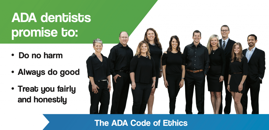 code of ethics dentists 2020