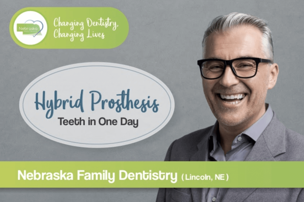 hybrid prosthesis and cosmetic dentures