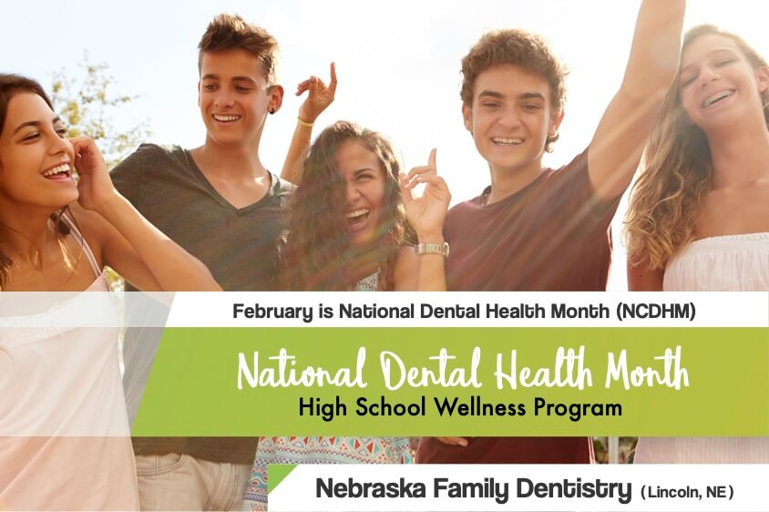high school dental health month