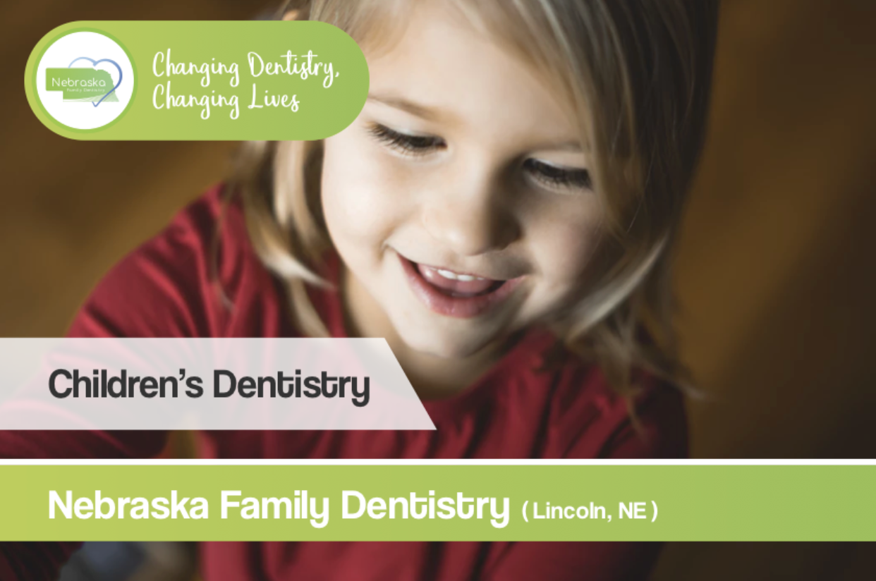 childrens dentistry licnoln girl ne