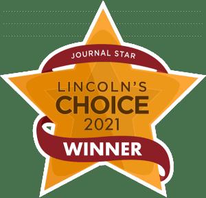 LCA winner 2021 badge